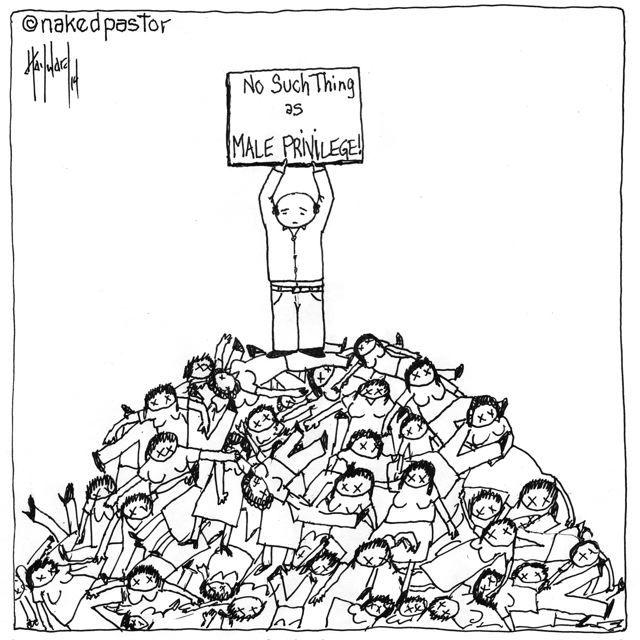 male-privilege